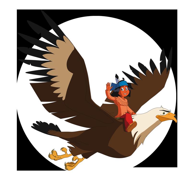 Edelkids-Yakari-Großer Adler