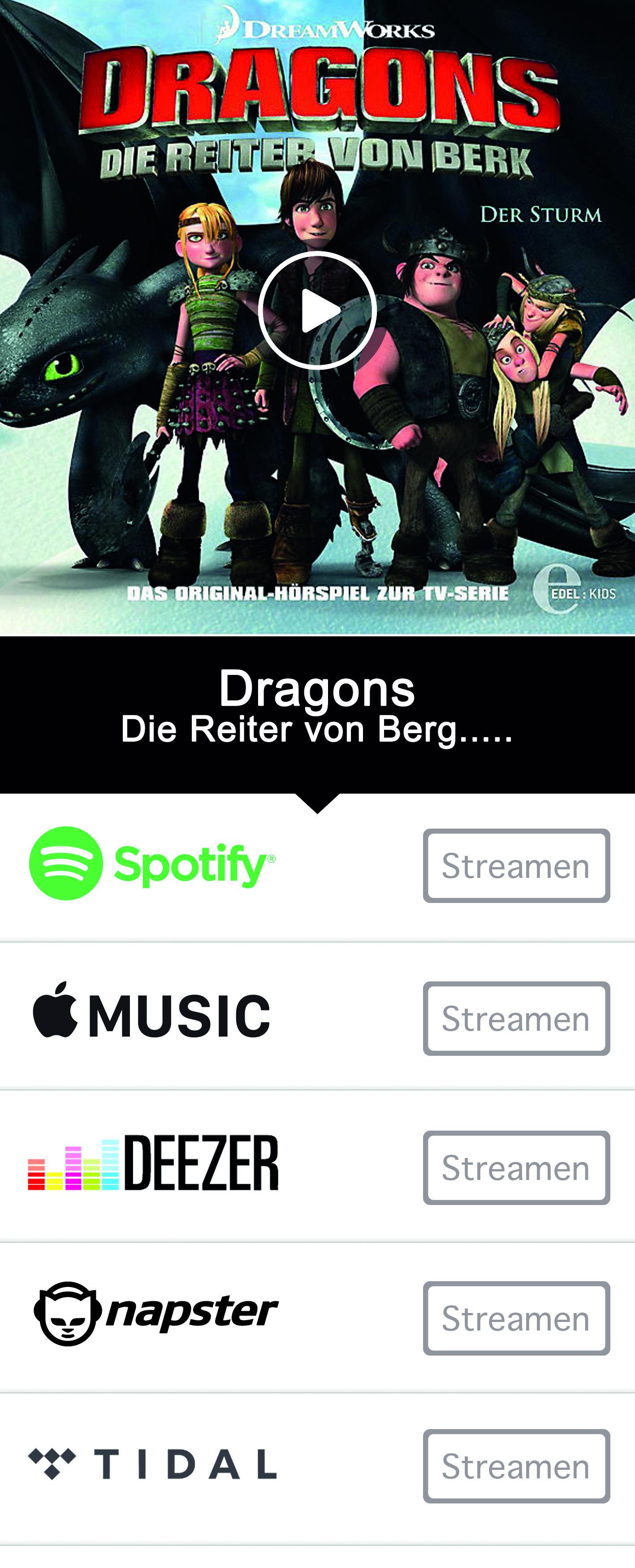dragons hörspiel