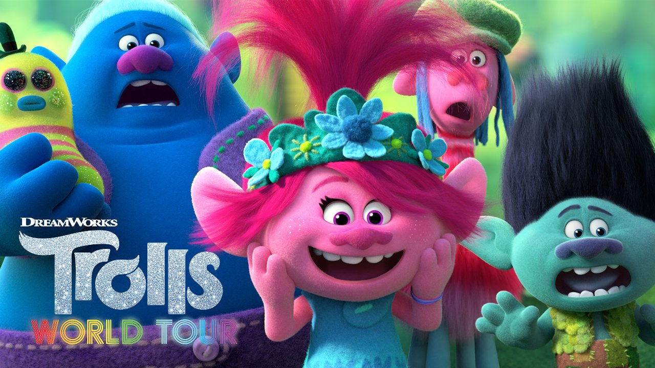 Trolls World Tour Kino Hörspiel