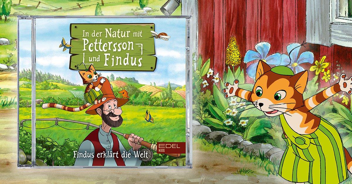 In der Natur mit Pettersson und Findus Hörspiel