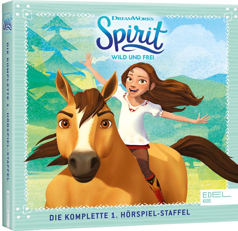 Spirit Staffel 1 Hörspiele