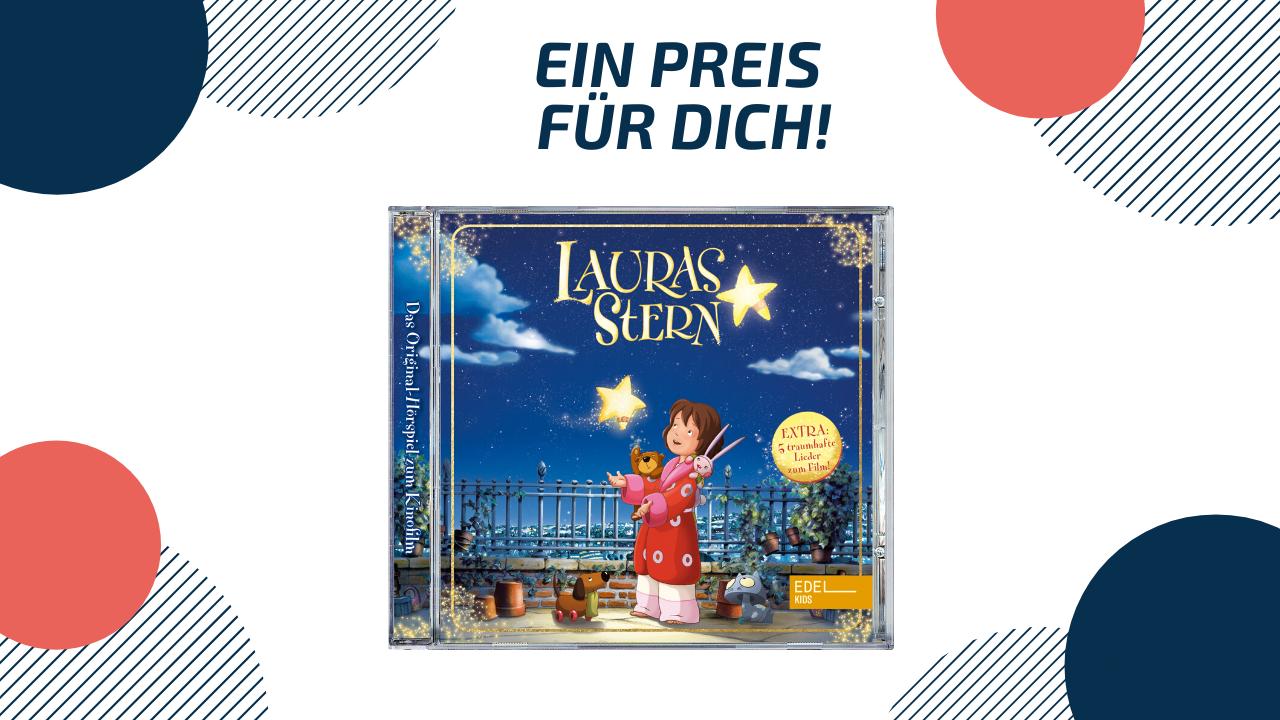Sommerkalender Edel Kids Lauras Stern