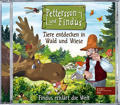 Pettersson und Findus - Tiere entdecken in Wald und Wiesen