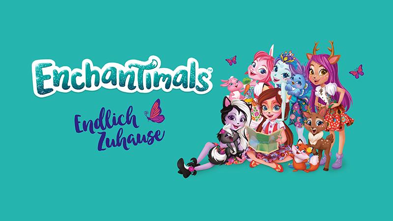 Enchantimals Special Endlich Zuhause