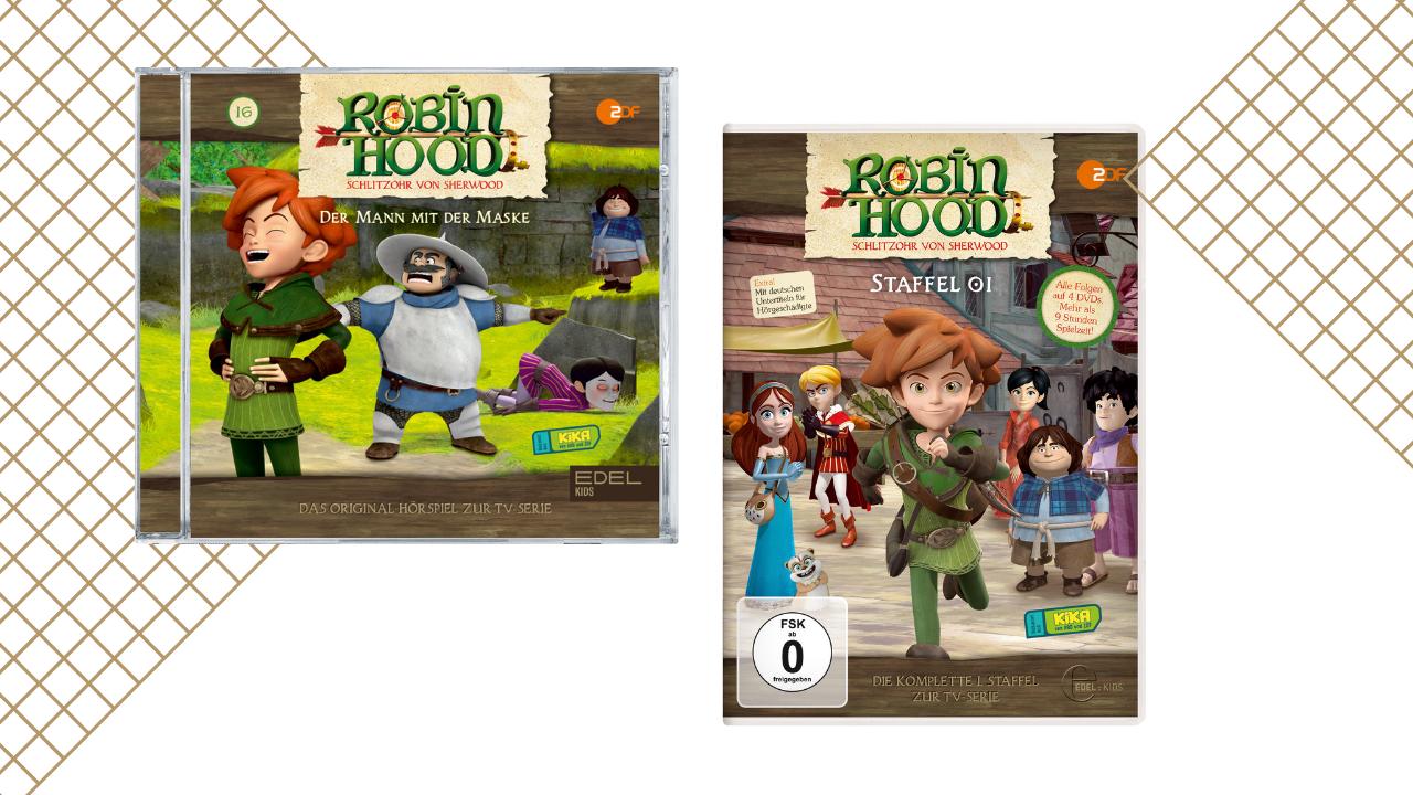 Robin Hood Herbstkalender 2020