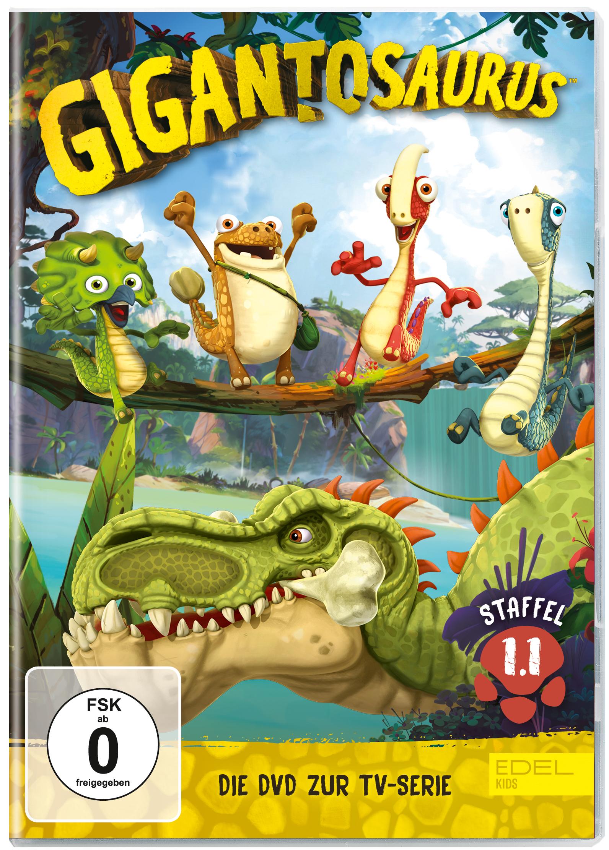 Gigantosaurus Staffelbox 1.1 Packshot